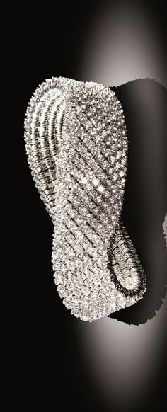 Roberto Demeglio   Diamond Flex Bracelet   See the Rest of the Outfit and Description on this board. - Gabrielle