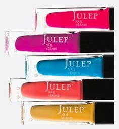 Julep Oxygen Performance Nail Polish via Pittie Love Cosmetics. Click on the image to see more!