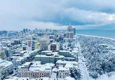 Winter in Batumi, Georgia <3 Amazing !!!