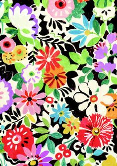 Roger la Borde   Floral Greeting Card by Collier Campbell