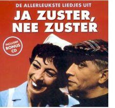 """TV-serie """"Ja zuster, nee zuster""""  op zaterdagnamiddag  """"Niet met de deuren slaan! Ja zuster, nee zuster. Niet op de stoelen staan! Ja zuster, nee zuster..."""" LOL"""