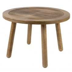 Buy Zuiver Dendron Side Table Mango Wood online with Houseology's Price Promise. Full Zuiver collection with UK & International shipping. Natural Brown, Natural Wood, Wood Prices, Wooden Side Table, Wooden Tops, Line Design, Bed Furniture, Wow Products, Wood Turning