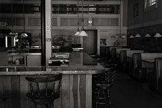 Old Diner in Globe - CM - P52