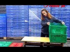 Container plastik