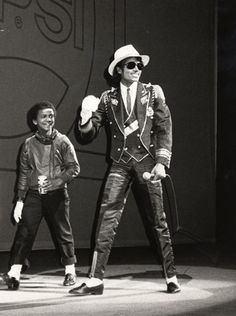Michael Jackson Rare Thriller Era | Music washes away from the soul the dust of everyday life. ~Berthold ...