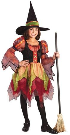 Child Fairy Witch Size Medium