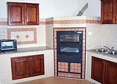 Forni a Legna CAESAR, Agrigento SICILIA - Tel e Fax 0922 918369 Forni da incasso - interno ed esterno