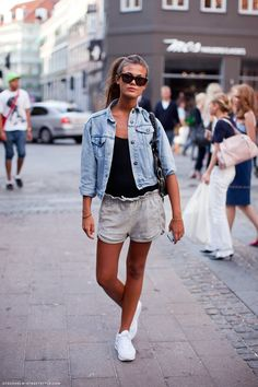 love: glasses, shorts, sneakers