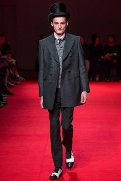 Junya Watanabe Fall 2015 Menswear - Collection - Gallery - Style.com