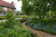 Сад Розмари Александер 'Sandhill Farm House Garden' | Ландшафтный дизайн садов и парков