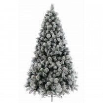 This Vancouver inspired tree with the realistic branch tips and thick #snow effect the# tree has a full, #luxurious feel.