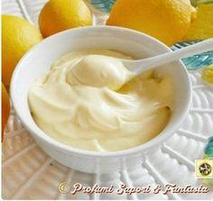 Crema pasticcera al limoncello
