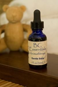 """BC Essentials """"Gentle Baby""""  Oil, all natural, perfect for after bath."""