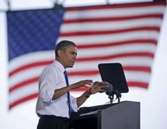 Positive contributions by President Obama http://www.presidenttowin.com/