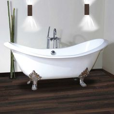 Heidelberg Freestanding Cast Iron Bath 1820mm by Prodigg