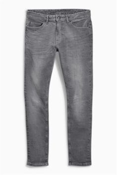 Light Grey Jeans With Stretch Code: 119-272 Price: £28