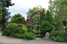 Сад семьи Ульбрих (Garten Ulbrich) | Ландшафтный дизайн садов и парков