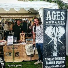 Ages Apparel @ The Arts University Bournemouth.