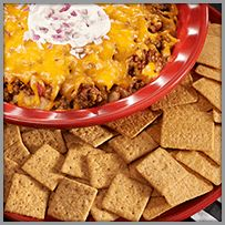 Chilly weather calls for heartwarming eats such as this tasty Chili Dip, paired perfectly with WHEAT THINS Original Snacks. Dip Recipes, Fall Recipes, Appetizer Recipes, Sweet Recipes, Holiday Recipes, Snack Recipes, Cooking Recipes, Snacks, Appetizers