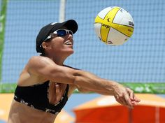 Core Workout for Sand Vball
