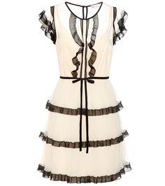 mytheresa.com - Tulle Dress | REDValentino ► mytheresa.com - Luxury Fashion for Women / Designer clothing, shoes, bags