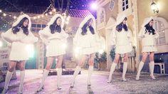 Noticias K-POP: April revela imagem prévia de 'Snowman'