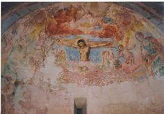 La Cripta della SS. Annunziata a Lizzano (TA). http://www.hipuglia.com/2013/03/la-cripta-della-ss-annunziata-lizzano.html