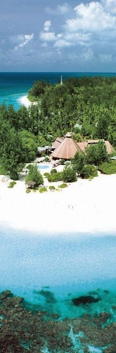 Denis Private Island...Seychelles.