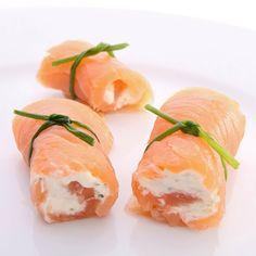 Une recette délicate et fraiche, pour un apéritif léger et convivial, ou en entrée avec une salade citronnée.