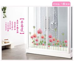 Cncondom flower kitchen home adornment wall living room stickers on the wall. If You get more ideas click picture . Room Stickers, Kitchen Wall Stickers, Kitchen Wall Art, Living Room Kitchen, Kitchen Decor, Aluminum Foil Art, Removable Wall Stickers, Art Decor, Home Decor