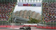 Este fin de semana, Fórmula 1 en México