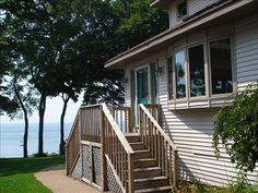 Holland Vacation Rental - VRBO 354667 - 7 BR West Central House in MI, Lake Michigan Legacy Home at Historic Tennessee Beach