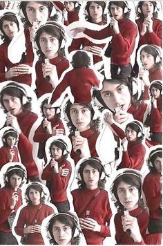 """Alex in the """"Cornerstone"""" video. Amazeballs."""