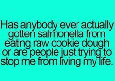 MMMM Cookie Dough!
