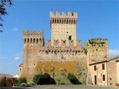 Castello di Offagna - Italia