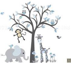 stickers arbre bebe garcon - Recherche Google