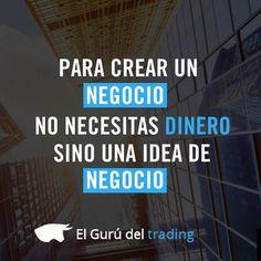 Una idea de negocio es la clave que te guiará hacia tus objetivos y hacia el éxito. http://imperiobitcoins.com/forex/ #Forex #FX #Broker #Trader #Pips #Scalpers #Bitcoin #Dolar #Euro