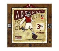 Vintage Arsenal / Paine Proffitt