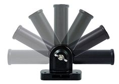 Flagpole Hardware - Black Outdoor Adjustable Flag Bracket ** Details can be found by clicking on the image. (This is an Amazon affiliate link)