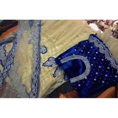 Designer Handwork Lehenga Saree