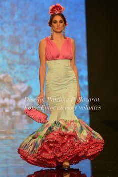 Patricia P Bazarot sim9of 2015 trajes de flamenca