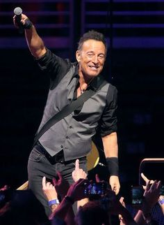 Bruce Springsteen Pictures Photos