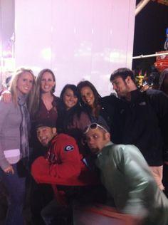 At the fair :)