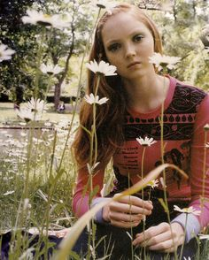 Fashion is for Fairies //Lily Cole