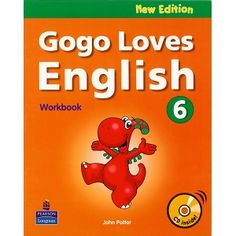 Gogo Loves English 6 Workbook New Edition pdf ebook class audio cd Beginning Sounds Worksheets, New Edition, Writing A Book, Learn English, Phonics, Mathematics, New Books, Gay, Audio