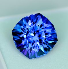 MJ4821 – Tanzanite – 7.81ct $5,250.00 , visit the website for video, more photos and further details!!www.jefferydavies.com... for more great deals