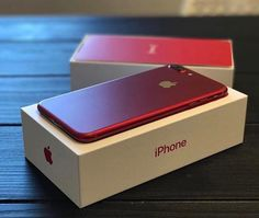 Apple is introducing a new color option for its iPhone 7 lineup today: red. While the iPhone maker has offered special product red cases Galaxy A5, Galaxy Note, Samsung Galaxy, Ipone 7, Iphone 7 Plus Red, Apple Watch Apps, Apple My, Apple Products, Iphone 7 Cases