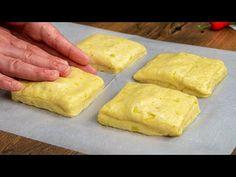 Naplnil jsem brambory šunkou a sýrem a výsledek byl NEUVĚŘITELNĚ CHUTNÝ| Cookrate - Czech - YouTube Prosciutto, Relleno, Queso, Entrees, Bakery, Cheese, Cooking, Recipes, Food