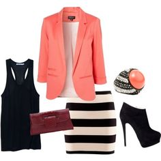Chic and sophisticated outfit, don't normally pin outfits but this is so perf