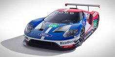 The Ford GT will race at Le Mans in 2016